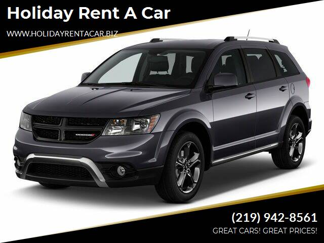 2018 Dodge Journey for sale at Holiday Rent A Car in Hobart IN