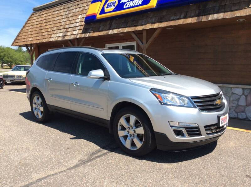 2014 Chevrolet Traverse for sale at MOTORS N MORE in Brainerd MN