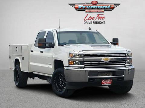 2018 Chevrolet Silverado 3500HD for sale at Rocky Mountain Commercial Trucks in Casper WY