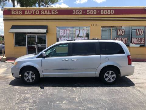2010 Dodge Grand Caravan for sale at BSS AUTO SALES INC in Eustis FL