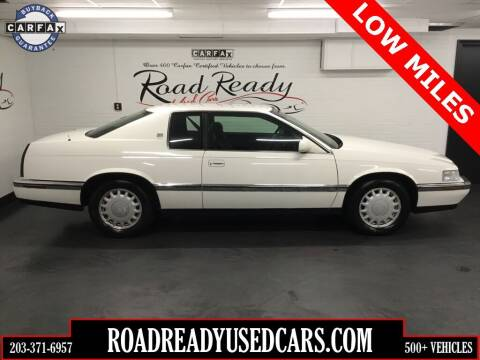 1994 Cadillac Eldorado for sale at Road Ready Used Cars in Ansonia CT
