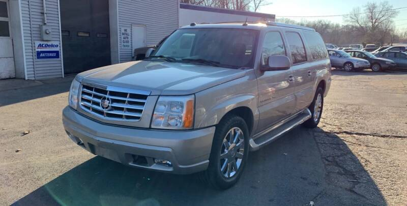2005 Cadillac Escalade ESV for sale at Manchester Auto Sales in Manchester CT