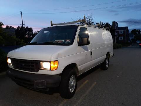 2004 Ford E-Series Cargo for sale at Premium Motors in Rahway NJ