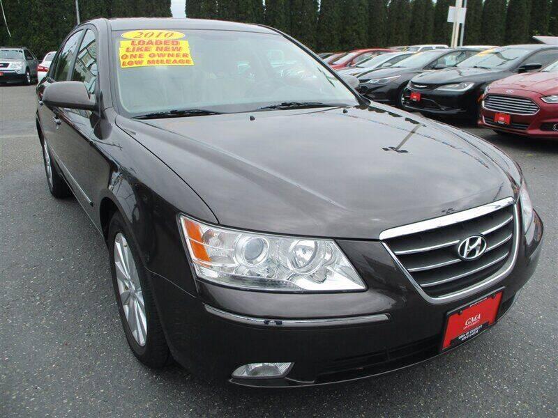 2010 Hyundai Sonata for sale in Everett, WA