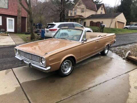 1966 Dodge Dart for sale at Classic Car Deals in Cadillac MI