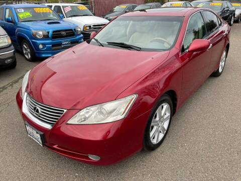 2009 Lexus ES 350 for sale at C. H. Auto Sales in Citrus Heights CA