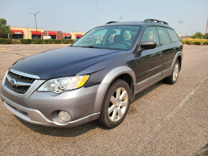 2009 Subaru Outback for sale at The Car Guy in Glendale CO