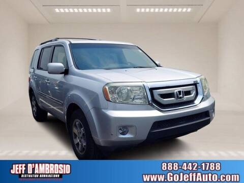 2009 Honda Pilot for sale at Jeff D'Ambrosio Auto Group in Downingtown PA