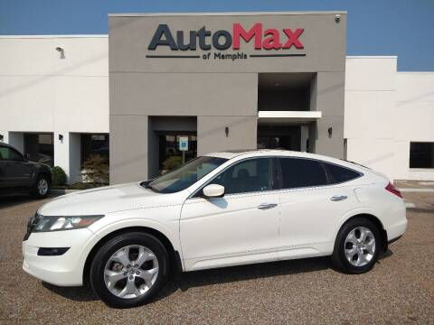 2010 Honda Accord Crosstour for sale at AutoMax of Memphis - Darrell James in Memphis TN