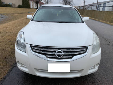 2011 Nissan Altima for sale at Luxury Cars Xchange in Lockport IL