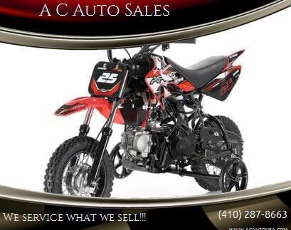 2021 Apollo 0065 DB-25 70cc FULLY Automatic for sale at A C Auto Sales in Elkton MD