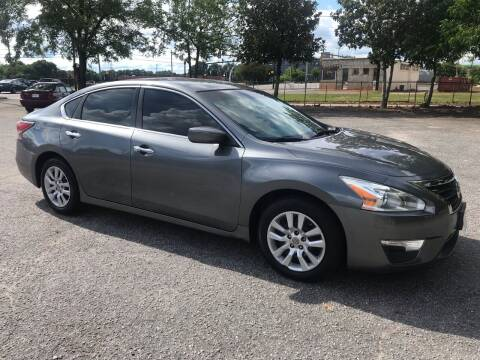 2015 Nissan Altima for sale at Cherry Motors in Greenville SC