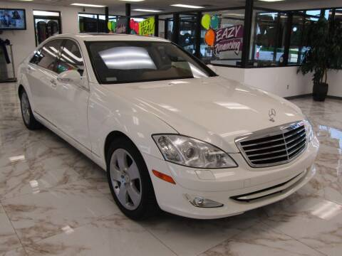 2007 Mercedes-Benz S-Class for sale at Dealer One Auto Credit in Oklahoma City OK