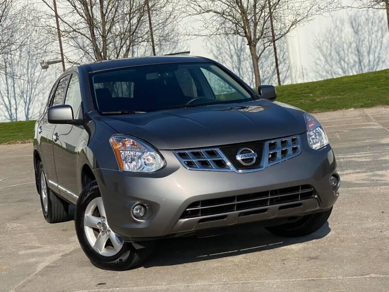 2013 Nissan Rogue for sale at MILANA MOTORS in Omaha NE