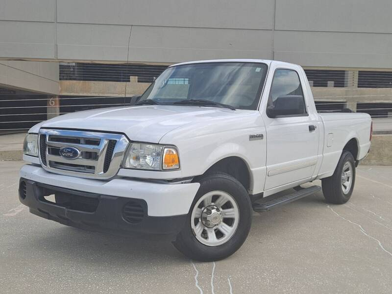 2008 Ford Ranger for sale at Ariay Sales and Leasing Inc. - tampa lot in Tampa FL