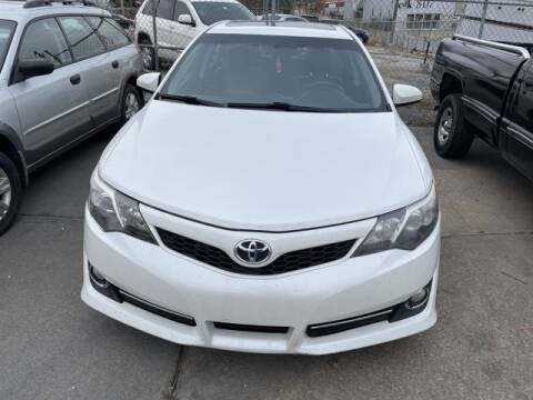 2012 Toyota Camry for sale at Suzuki of Tulsa - Global car Sales in Tulsa OK