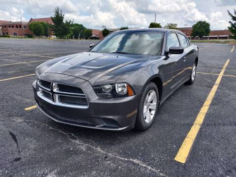 2014 Dodge Charger for sale at AA Auto Sales LLC in Columbia MO