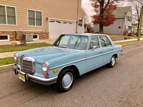 1972 Mercedes-Benz 250 S for sale at Jordan Auto Group in Paterson NJ