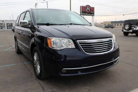 2014 Chrysler Town and Country for sale at B & B Car Co Inc. in Clinton Twp MI