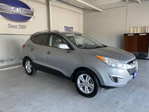 2011 Hyundai Tucson for sale at TANQUE VERDE MOTORS in Tucson AZ