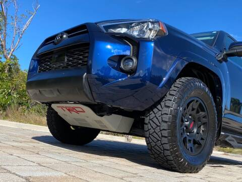 2020 Toyota 4Runner for sale at My Car Inc in Pls. Call 305-220-0000 FL