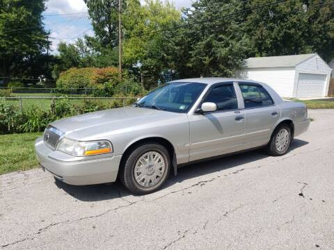 2005 Mercury Grand Marquis for sale at REM Motors in Columbus OH