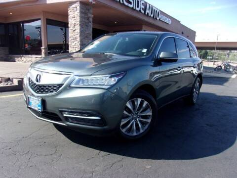 2015 Acura MDX for sale at Lakeside Auto Brokers in Colorado Springs CO