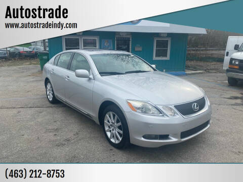 2006 Lexus GS 300 for sale at Autostrade in Indianapolis IN