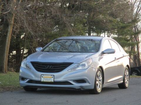2011 Hyundai Sonata for sale at Loudoun Used Cars in Leesburg VA