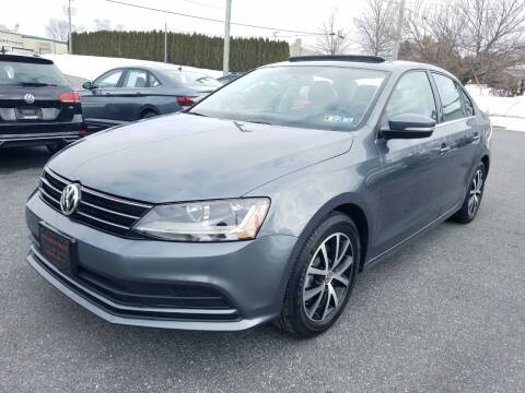 2017 Volkswagen Jetta for sale at John Huber Automotive LLC in New Holland PA
