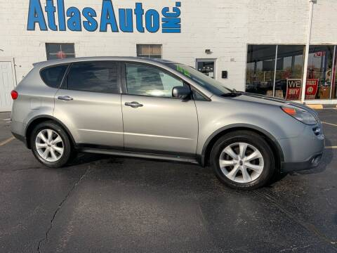 2006 Subaru B9 Tribeca for sale at Atlas Auto in Rochelle IL
