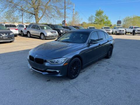 2015 BMW 3 Series for sale at Dean's Auto Sales in Flint MI