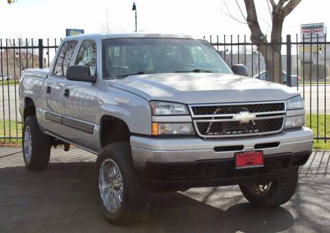 2007 Chevrolet Silverado 1500 Classic for sale at Avanesyan Motors in Orem UT