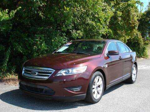 2010 Ford Taurus for sale at A & A IMPORTS OF TN in Madison TN