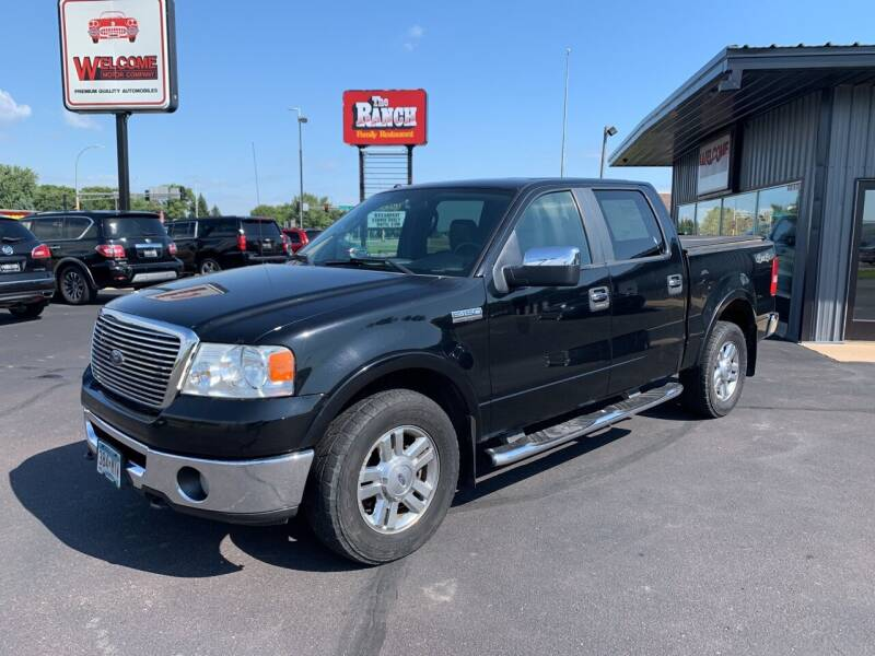 2007 Ford F-150 for sale at Welcome Motor Co in Fairmont MN