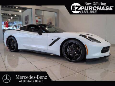 2019 Chevrolet Corvette for sale at Mercedes-Benz of Daytona Beach in Daytona Beach FL
