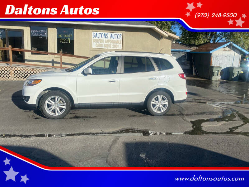 2010 Hyundai Santa Fe for sale at Daltons Autos in Grand Junction CO