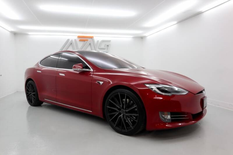 2017 Tesla Model S for sale at Alta Auto Group LLC in Concord NC