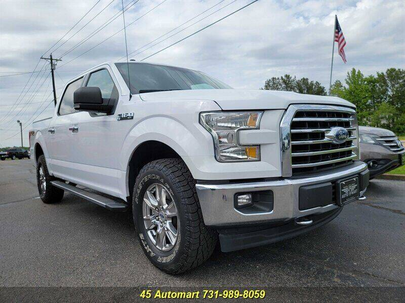 2017 Ford F-150 for sale in Henderson, TN