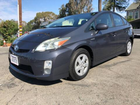 2011 Toyota Prius for sale at Martinez Truck and Auto Sales in Martinez CA