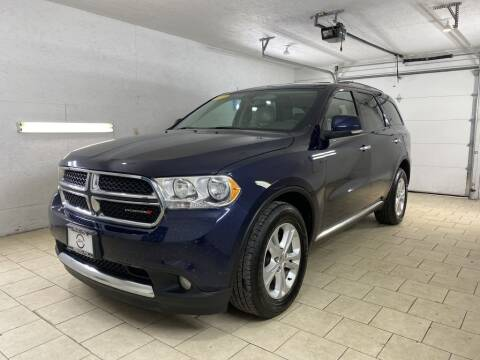 2013 Dodge Durango for sale at 4 Friends Auto Sales LLC in Indianapolis IN