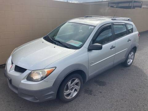 2003 Pontiac Vibe for sale at Blue Line Auto Group in Portland OR