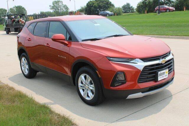 2021 Chevrolet Blazer for sale in Pleasant Hill, IA