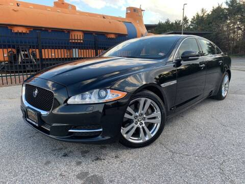 2013 Jaguar XJL for sale at Kevin's Kars LLC in Richmond VA