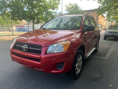 2009 Toyota RAV4 for sale at Gallery Auto Sales in Bronx NY