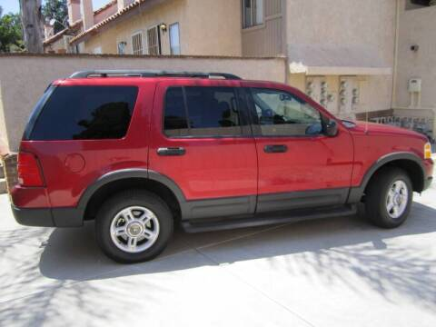 2003 Ford Explorer for sale at SoCal Motors in Los Alamitos CA