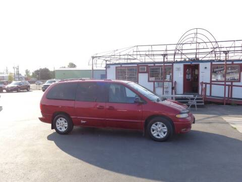 1997 Dodge Grand Caravan for sale at Jim's Cars by Priced-Rite Auto Sales in Missoula MT