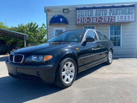 2003 BMW 3 Series for sale at Silver Auto Partners in San Antonio TX