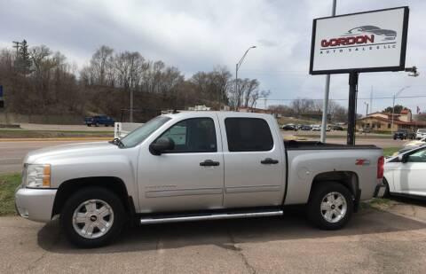 2010 Chevrolet Silverado 1500 for sale at Gordon Auto Sales LLC in Sioux City IA