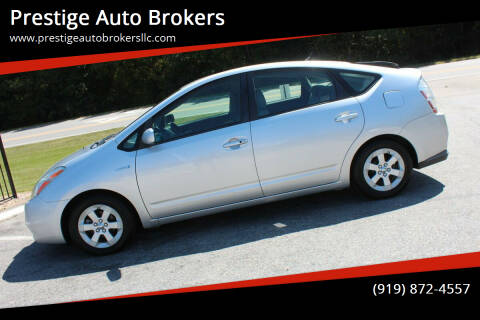 2009 Toyota Prius for sale at Prestige Auto Brokers in Raleigh NC